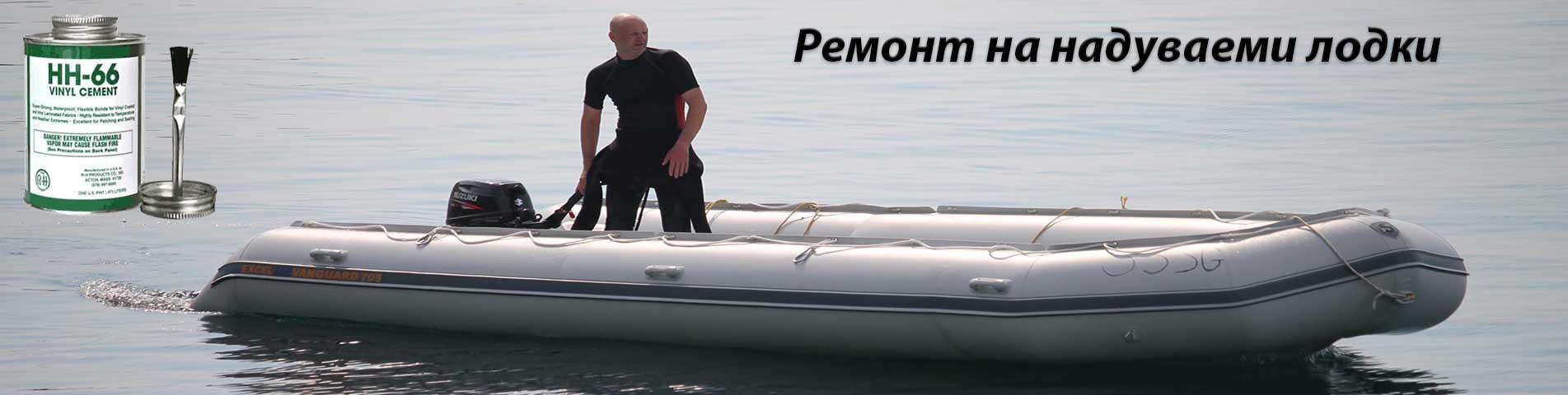 Inflatable Boat Repair