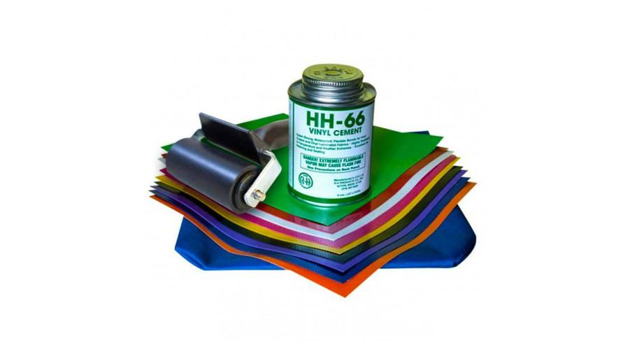 When we use HH-66 Vinyl Cement
